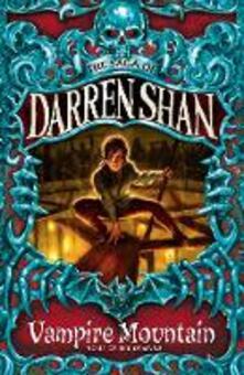 Vampire Mountain - Darren Shan - cover