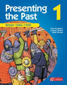 Britain 1066-1500 - Tony McAleavy - cover