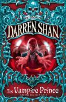 The Vampire Prince - Darren Shan - cover