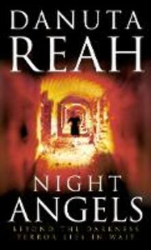 Night Angels - Danuta Reah - cover