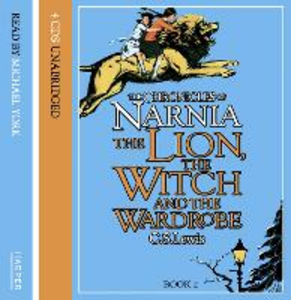 Libro in inglese The Lion, The Witch And The Wardrobe Unabridged  - C. S. Lewis
