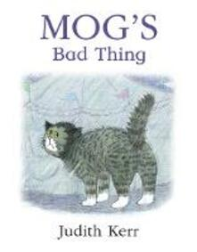 Mog's Bad Thing - Judith Kerr - cover