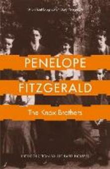 The Knox Brothers - Penelope Fitzgerald - cover