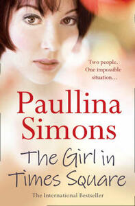 The Girl in Times Square - Paullina Simons - cover