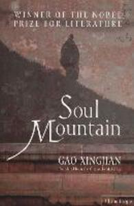Soul Mountain - Xingjian Gao - cover