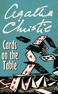 Libro in inglese Cards on the Table  - Agatha Christie