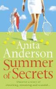 Summer of Secrets - Anita Anderson - cover