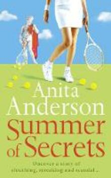 Summer of Secrets - Anita Anderson - cover