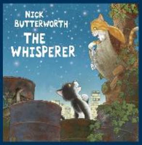 Libro in inglese The Whisperer  - Nick Butterworth