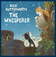 The Whisperer - Nick Butterworth - cover