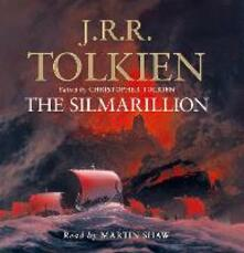 The Silmarillion Gift Set - J. R. R. Tolkien - cover