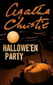 Hallowe'en Party - Agatha Christie - cover