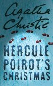 Hercule Poirot's Christmas - Agatha Christie - cover