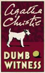 Libro in inglese Dumb Witness  - Agatha Christie