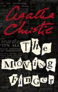 Libro in inglese Moving Finger  - Agatha Christie