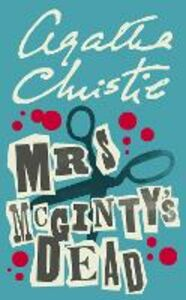 Libro in inglese Mrs Mcginty's Dead  - Agatha Christie