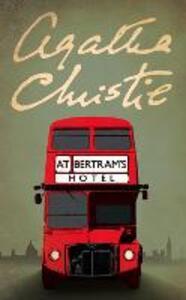 At Bertram's Hotel - Agatha Christie - cover