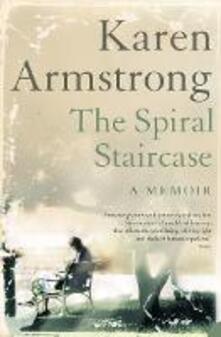 The Spiral Staircase - Karen Armstrong - cover