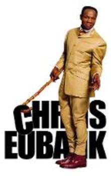 Chris Eubank: The Autobiography - Chris Eubank - cover