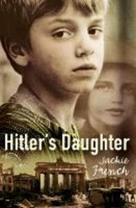 Hitler's Daughter - Jackie French - cover