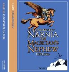 The Magician's Nephew - C. S. Lewis - cover