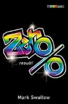 Zero Per Cent - Mark Swallow - cover