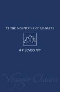 At the Mountains of Madness - H. P. Lovecraft - cover