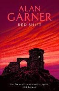 Red Shift - Alan Garner - cover