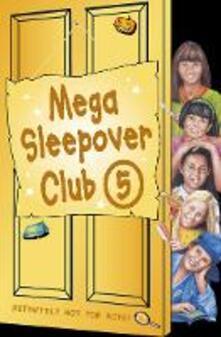 Mega Sleepover 5 - Louis Catt,Fiona Cummings - cover
