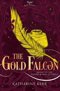 Libro in inglese The Gold Falcon  - Katharine Kerr
