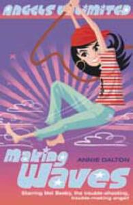Making Waves - Annie Dalton - cover