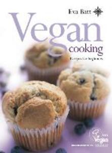 Vegan Cooking: Recipes for Beginners - Eva Batt - cover