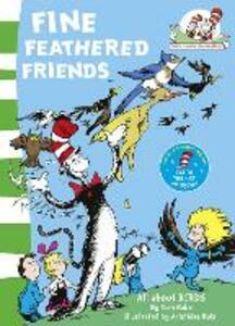 Fine Feathered Friends - Tish Rabe - cover