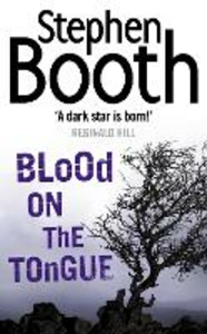 Libro in inglese Blood on the Tongue  - Stephen Booth