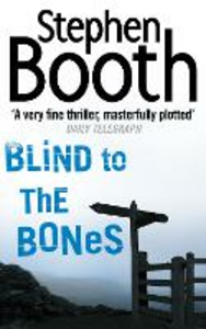 Libro in inglese Blind to the Bones  - Stephen Booth