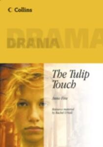 The Tulip Touch - Anne Fine - cover