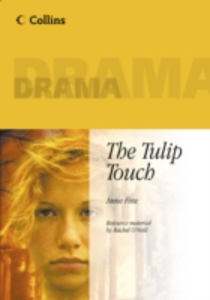 Libro in inglese The Tulip Touch  - Anne Fine