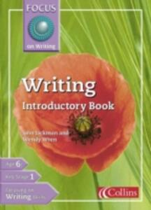 Writing Introductory Book - John Jackman,Wendy Wren - cover