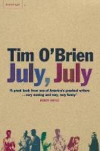 July, July - Tim O'Brien - cover
