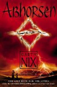 Abhorsen - Garth Nix - cover