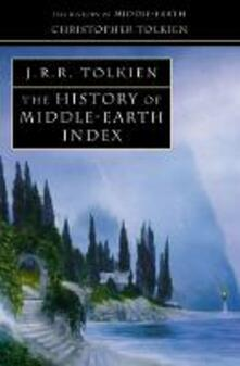 Index - Christopher Tolkien - cover