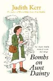 Bombs on Aunt Dainty - Judith Kerr - cover
