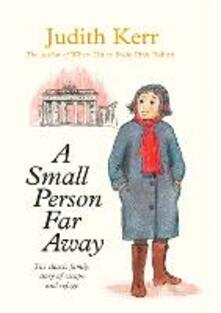 A Small Person Far Away - Judith Kerr - cover