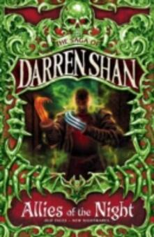 Allies of the Night - Darren Shan - cover