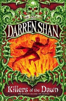 Killers of the Dawn - Darren Shan - cover