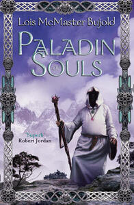 Paladin of Souls - Lois McMaster Bujold - cover