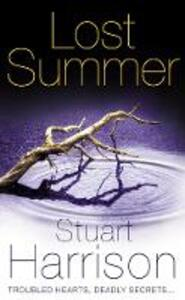 Lost Summer - Stuart Harrison - cover