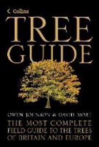 Libro inglese Collins Tree Guide David More , Owen Johnson