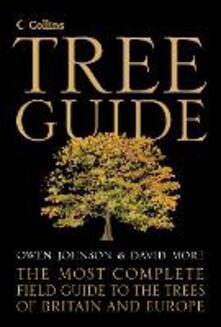 Collins Tree Guide - David More,Owen Johnson - cover