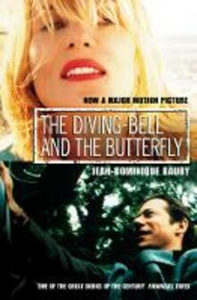 The Diving-Bell and the Butterfly - Jean-Dominique Bauby - cover